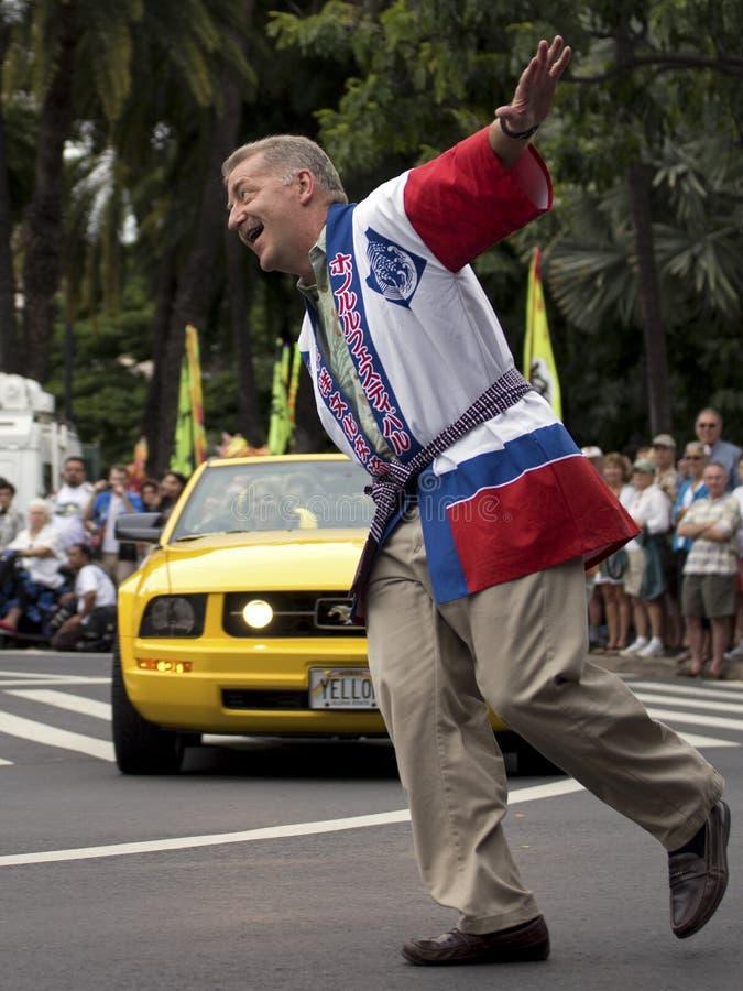 Mayor de Honolulu fotos de stock