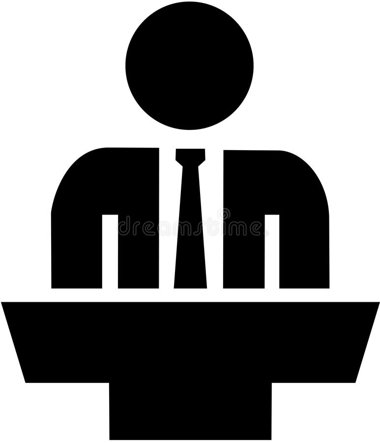 Free Mayor Icon Vector Royalty Free Stock Image - 107100626