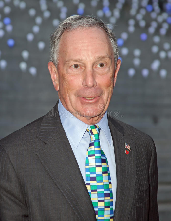Download Mayor Michael Bloomberg editorial photography. Image of tribeca - 24377052