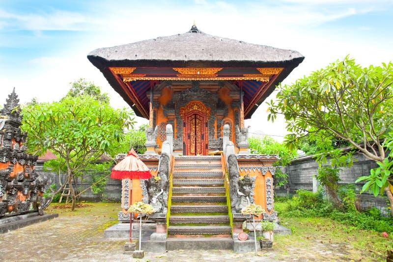 Mayura Wasserpalast, Mataram, Lombok lizenzfreie stockfotografie