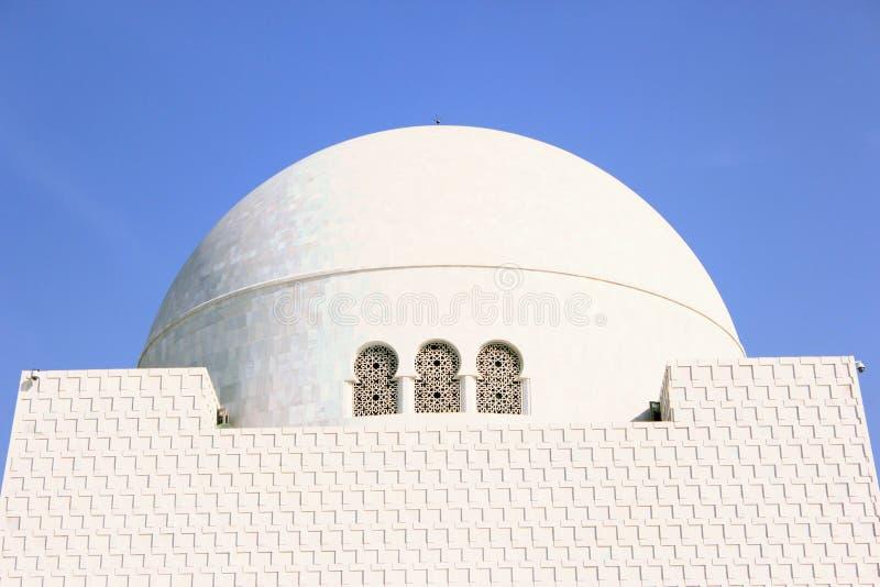 Mazar-e - Mohammad Ali Jinnah, Pakistan Van karachi stock afbeeldingen
