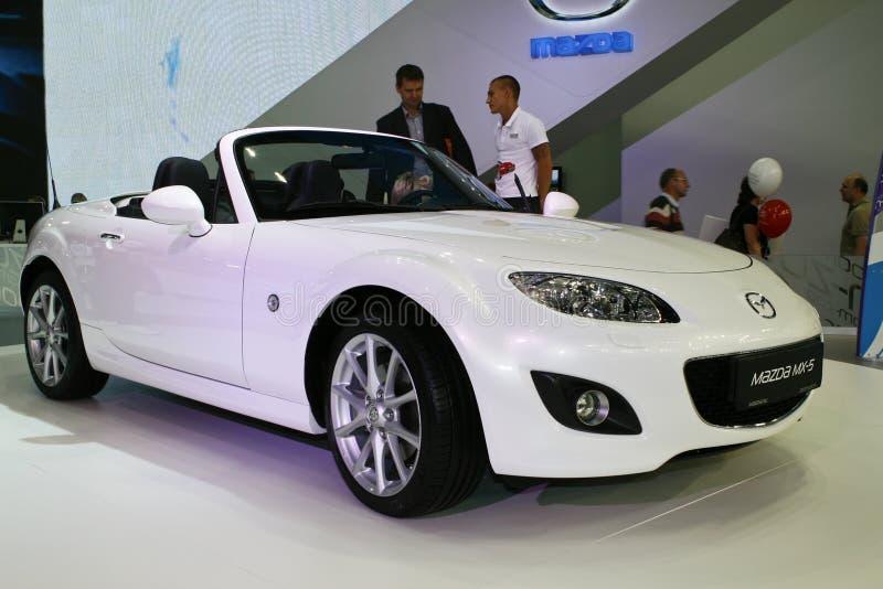 Mazda МХ-5 stock images