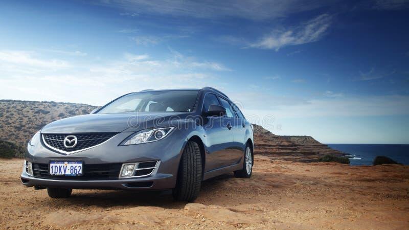 Mazda 6 photos libres de droits