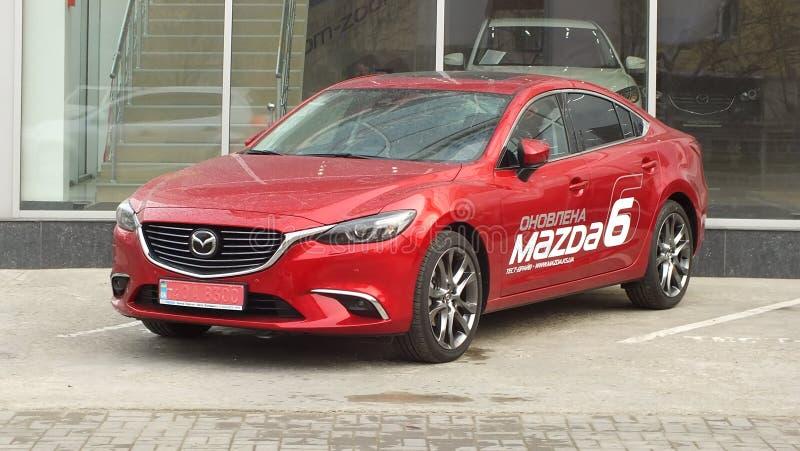 Mazda 6 fotografía de archivo
