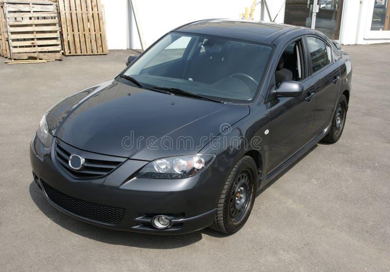 Mazda-Auto lizenzfreie stockfotos