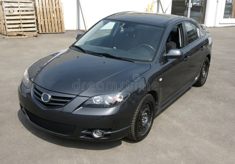 Download Mazda Car stock photo. Image of sporty, transport, ride - 4961188