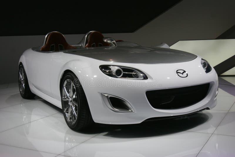 Download Mazda concept car editorial photo. Image of green, evora - 11003071