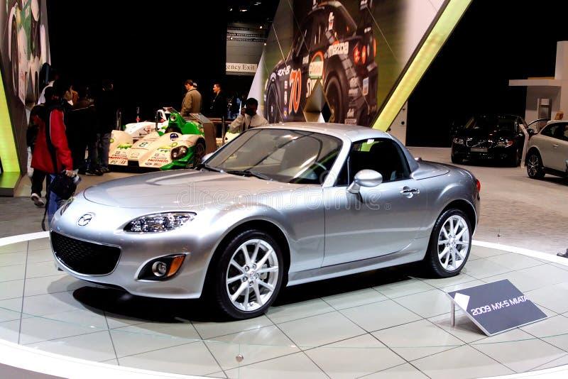 Mazda Miata στοκ φωτογραφία