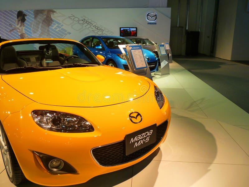 Mazda MX-5 stock photos