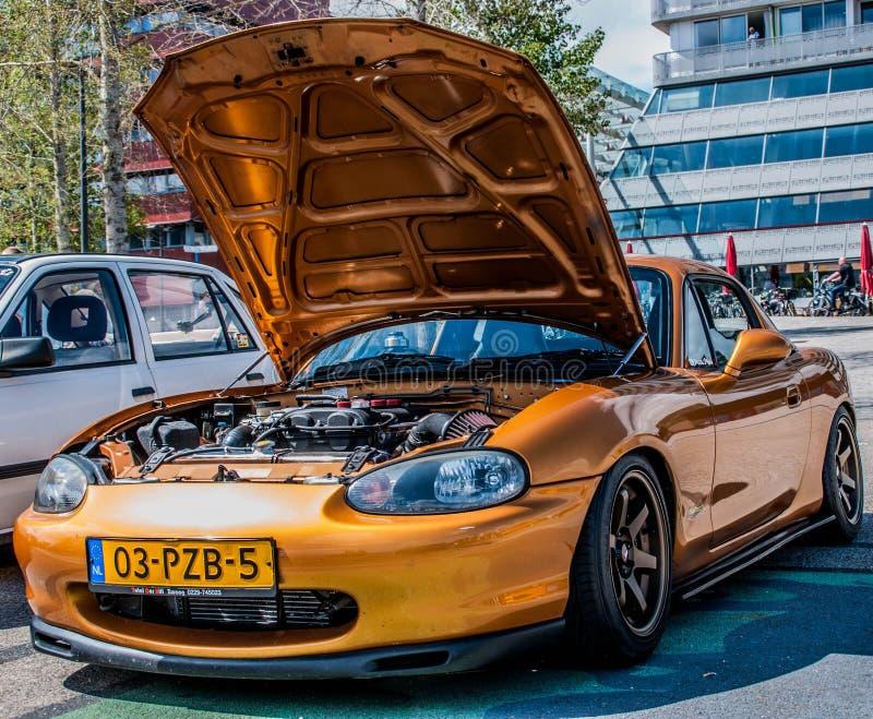 Mazda MX5 photos libres de droits