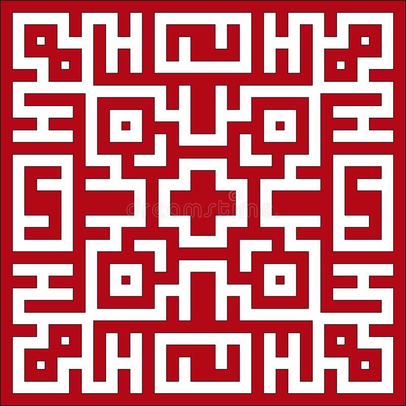 Maze Royaltyfri Fotografi