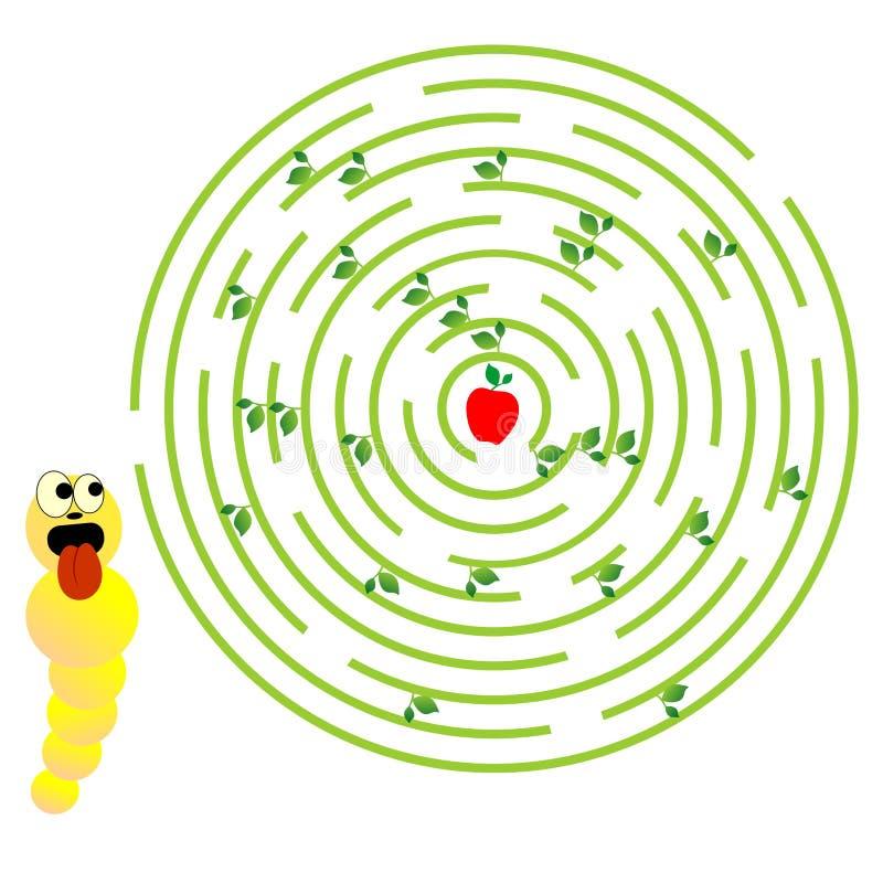 Free Maze Game Royalty Free Stock Image - 40993686