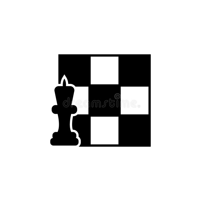 maze game icon. Elements of board games icon. Premium quality graphic design. Signs and symbol collection icon for websites, web d royalty free illustration