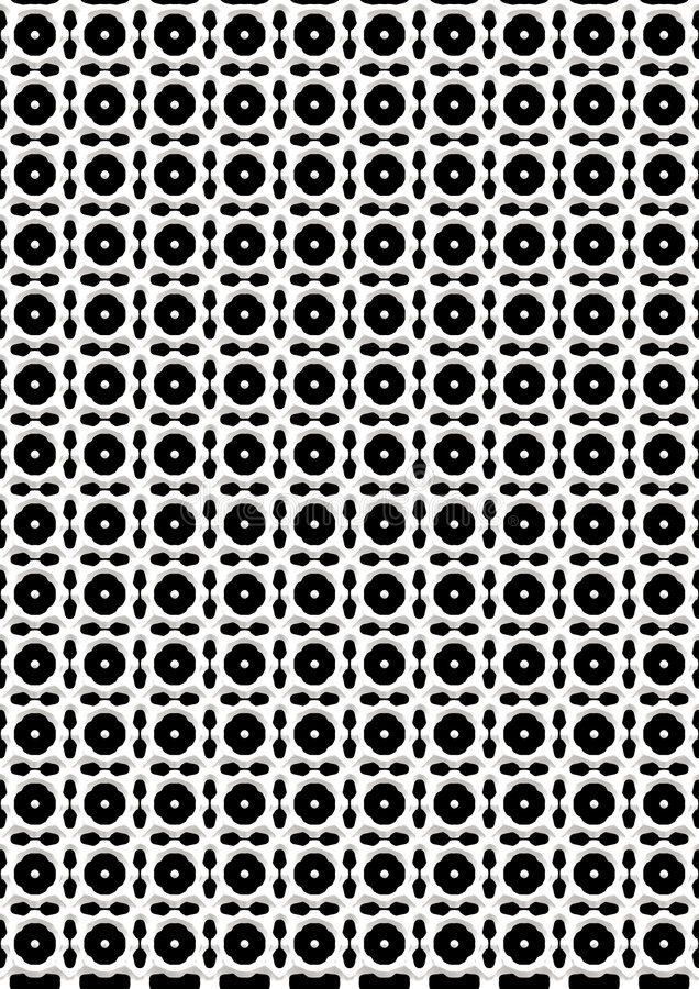 Maze Pattern Royalty Free Stock Images