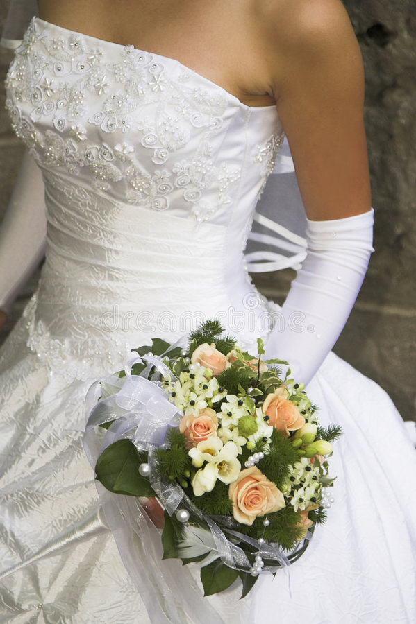 Mazzo 20 di cerimonia nuziale. fotografie stock libere da diritti