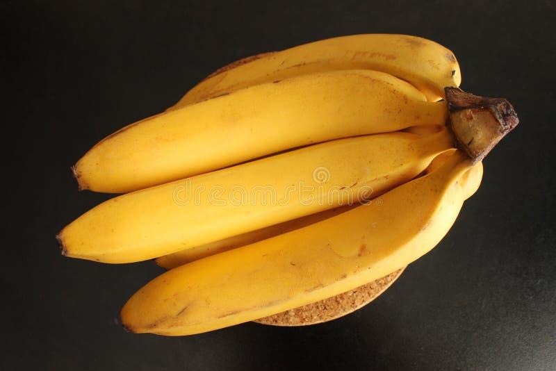 Mazzo della banana immagini stock libere da diritti