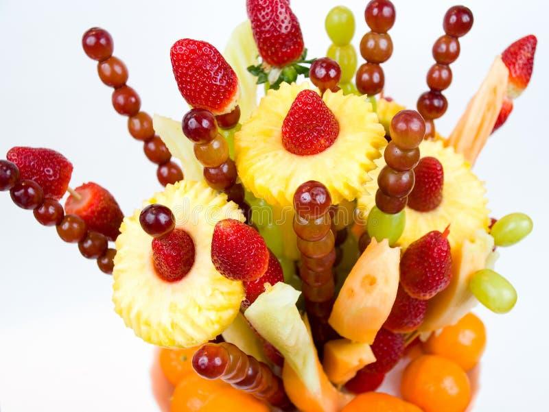 Mazzo della frutta immagini stock libere da diritti