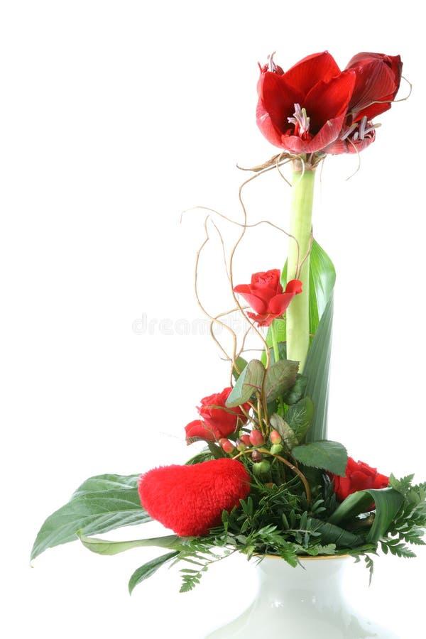 Mazzo di fiori. fotografia stock libera da diritti