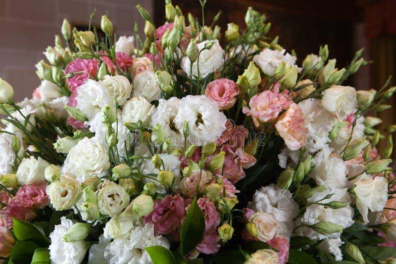 Mazzo di rose fotografie stock libere da diritti