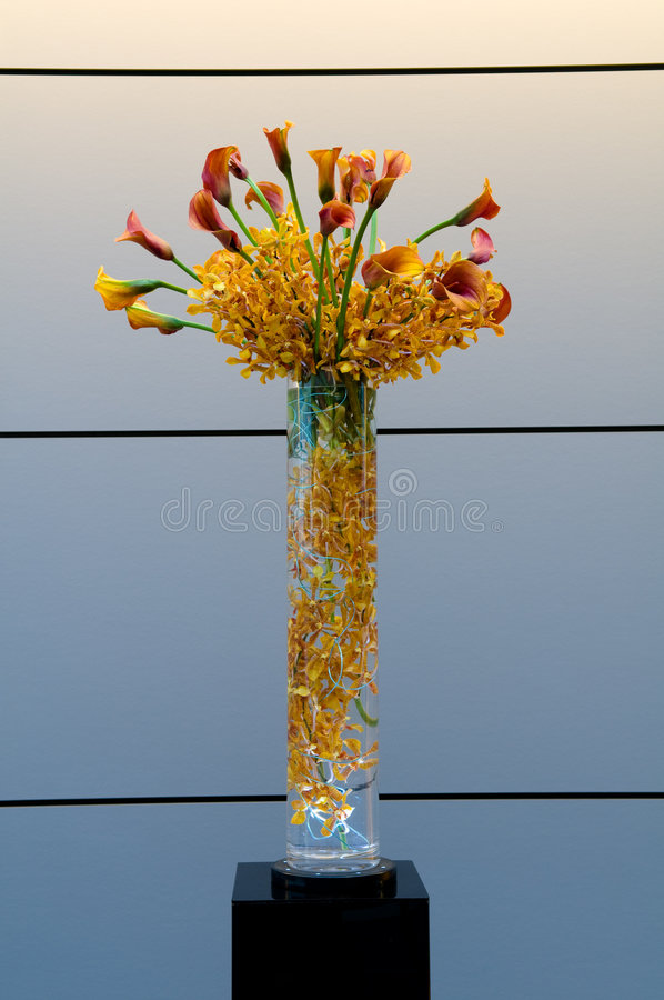 Mazzo floreale fotografie stock