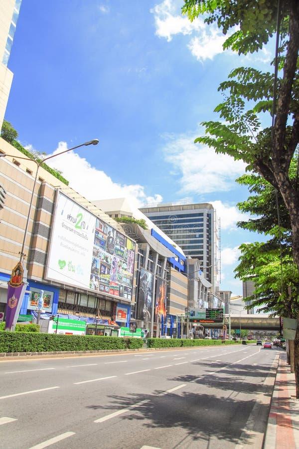 MBK-Centrum, winkelcomplex in Bangkok royalty-vrije stock afbeelding