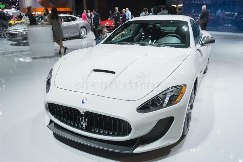 Download MC GranTurismo Maserati εκδοτική εικόνα. εικόνα από οδηγημένος - 62702660