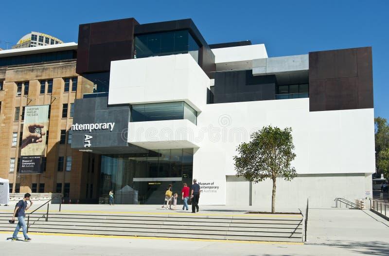 MCA Sydney stock photo