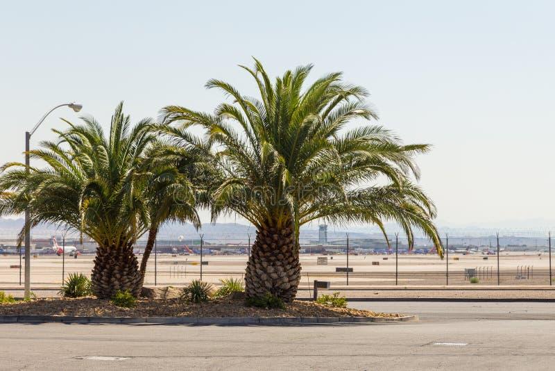 McCarran International Airport, Las Vegas, Nevada, USA stock photo