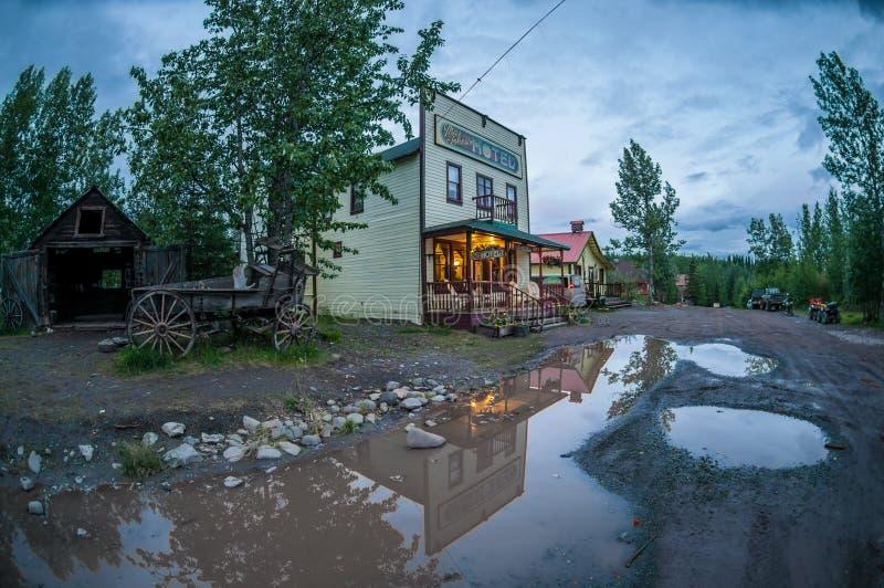 McCarthy, Alaska USA royalty free stock images