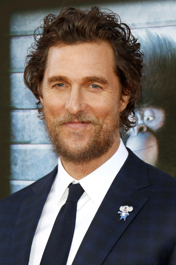 Download Mcconaughey matthew редакционное стоковое фото. изображение насчитывающей кино - 81810843