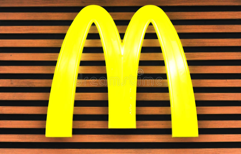 Download Mcdonald's editorial stock photo. Image of fast, fastfood - 23588903