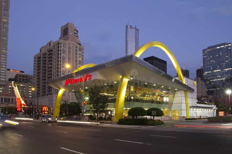 McDonalds photographie stock libre de droits