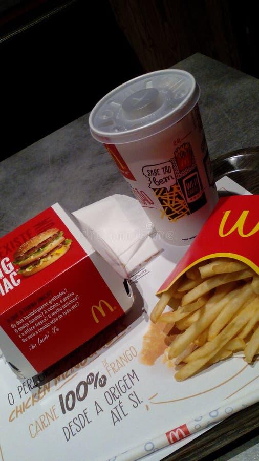 McDonalds zdjęcie stock
