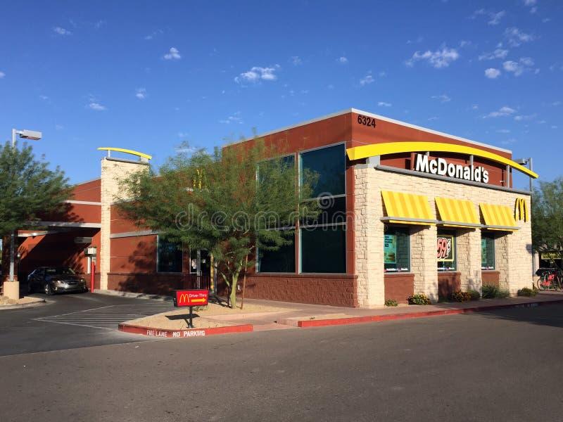 McDonalds стоковое фото rf