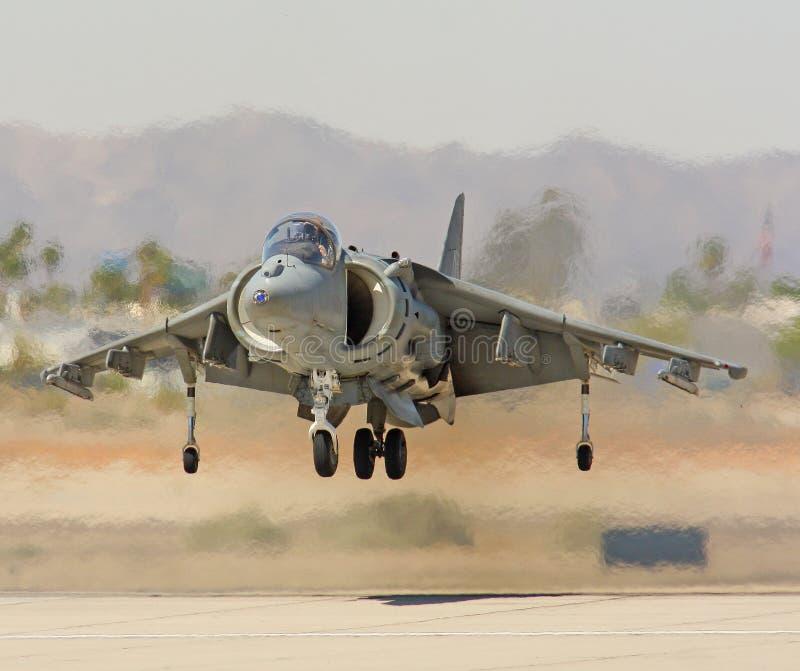 McDonnell Douglas AV-8B Harrier II royalty free stock photography