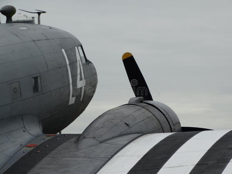 McDonnell Douglas gelijkstroom-3 Dakota stock foto