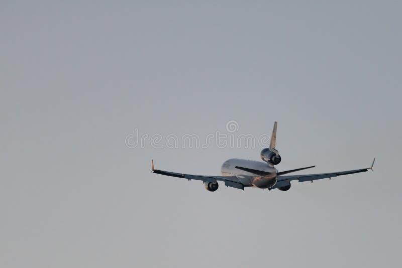 McDonnell Douglas MD-11F D-ALCI Lufthansa Cargo images stock