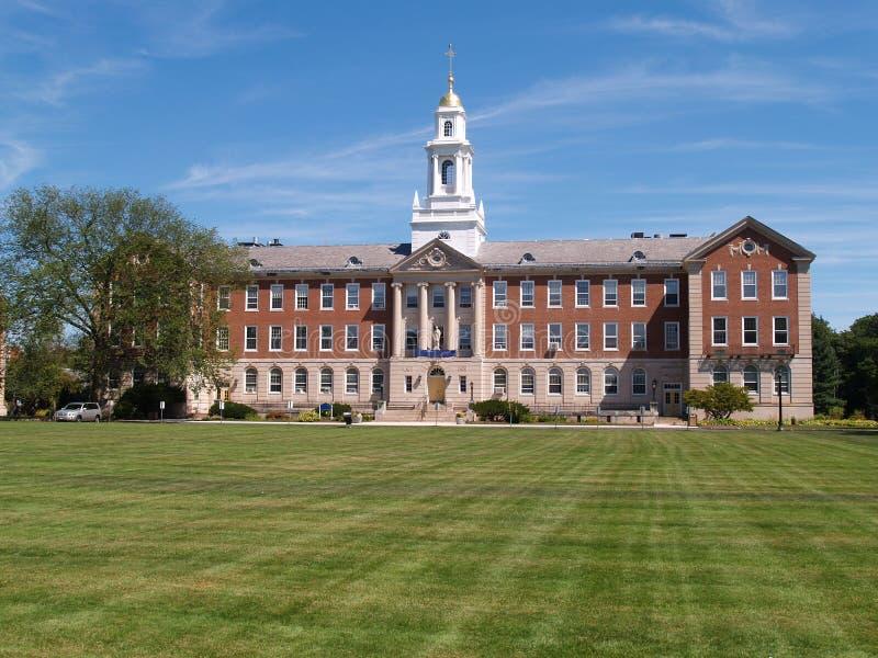 McDonough Hall photo libre de droits