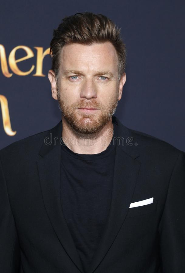 Mcgregor de Ewan fotos de stock