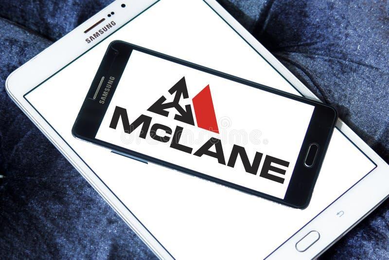 mcLane Firma logo fotografia royalty free