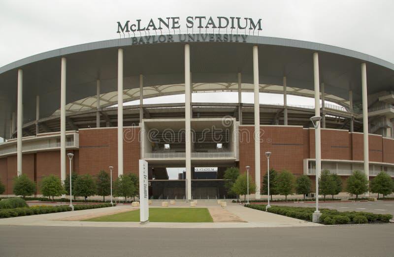 McLane stadion i Texas royaltyfri foto