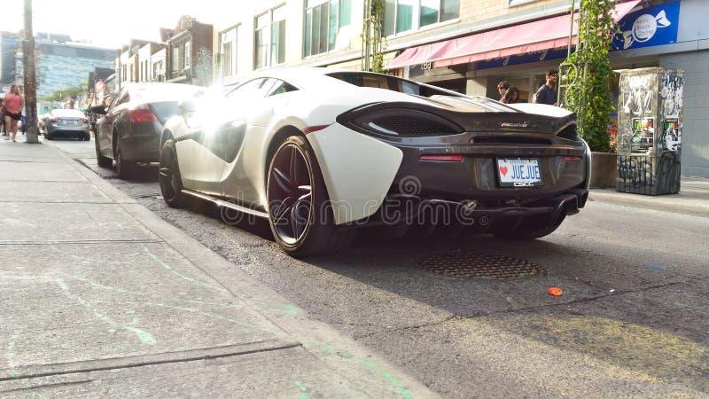McLaren fotos de archivo libres de regalías