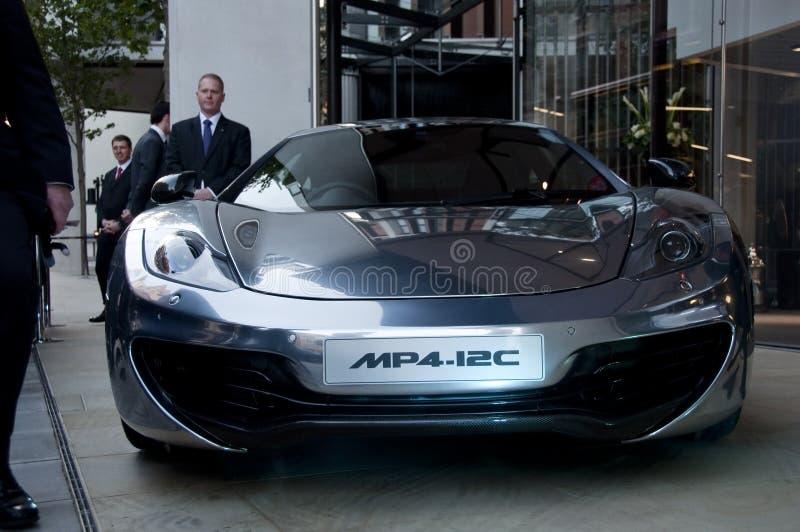 Download McLaren MP4-12C editorial stock image. Image of dealer - 20030424