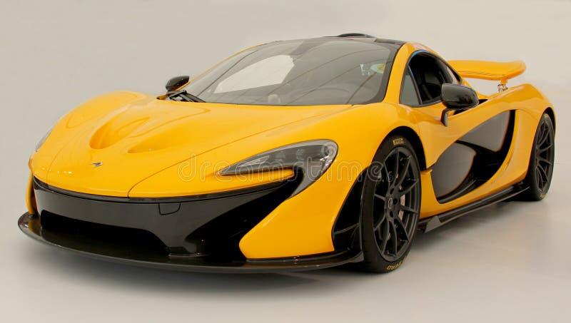 McLaren P1 lizenzfreie stockfotos