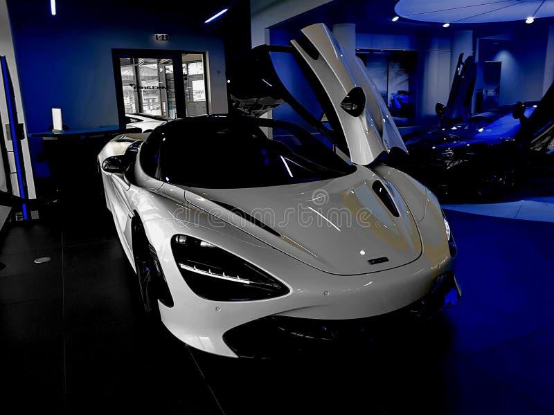 McLaren 720s fotografia royalty free
