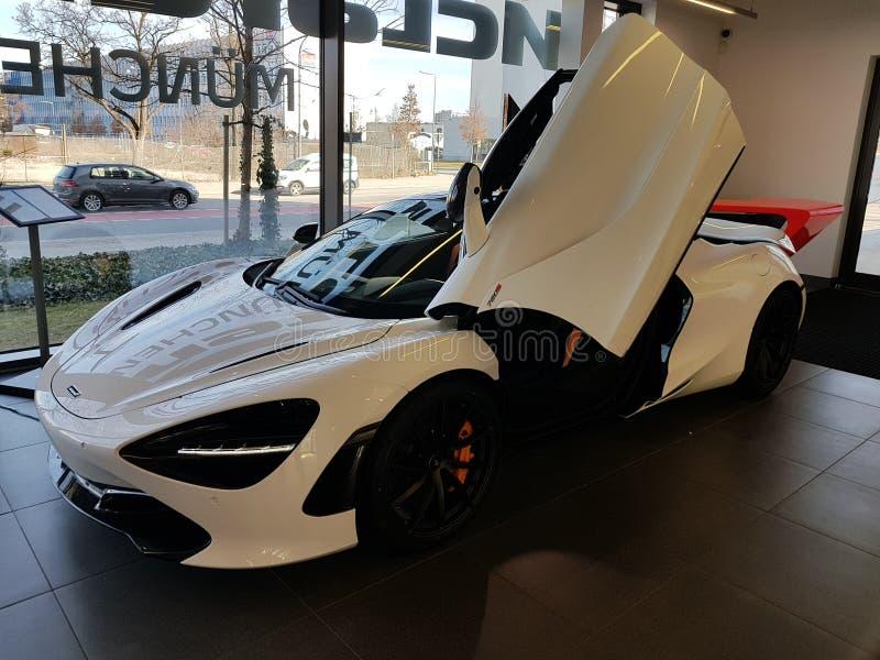 McLaren 720s zdjęcie stock