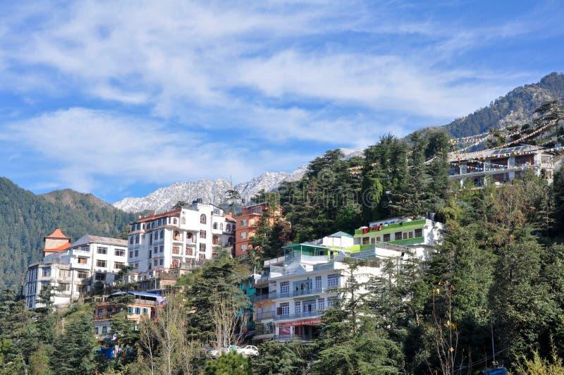 Download Mcleod Индии ganj стоковое изображение. изображение насчитывающей гора - 17609717