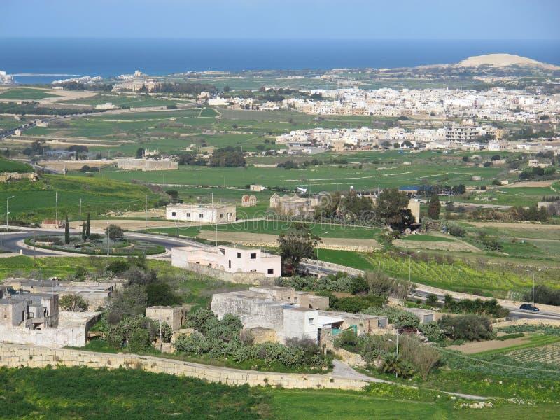 Mdina Μάλτα στοκ φωτογραφίες με δικαίωμα ελεύθερης χρήσης