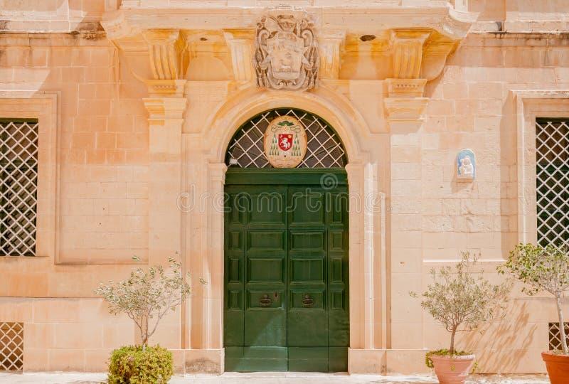 Mdina, Мальта стоковые изображения rf