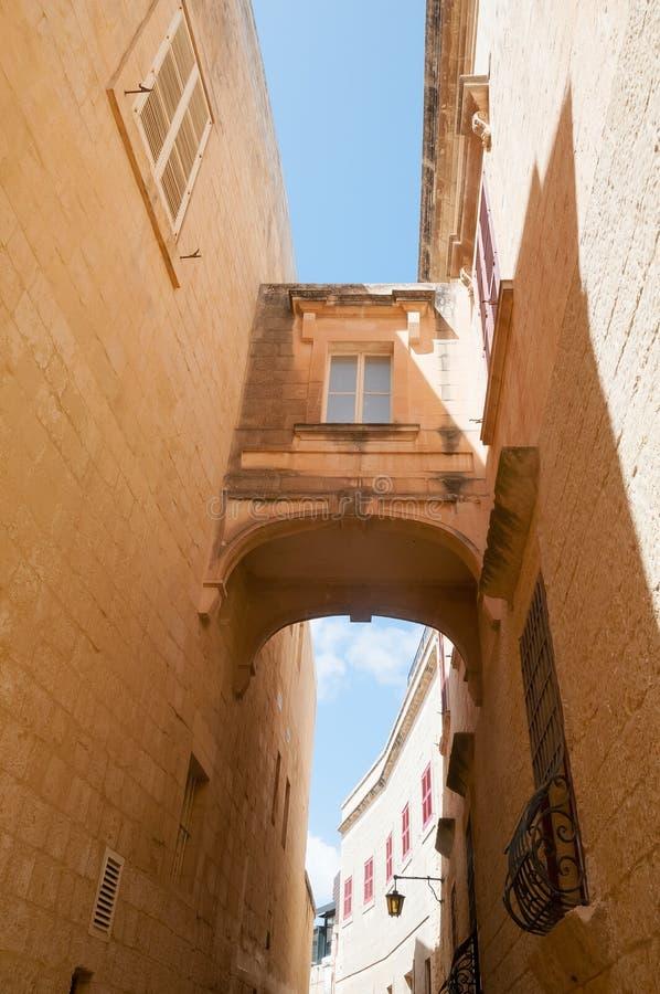 Mdina, Мальта стоковая фотография